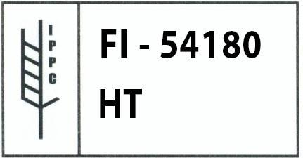 ISPM Standardi - puupakkaukset